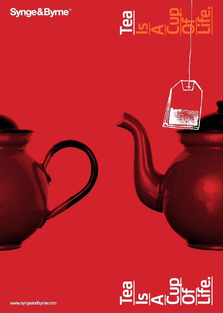 Synge & Byrne Brand poster | Salt & Pepper