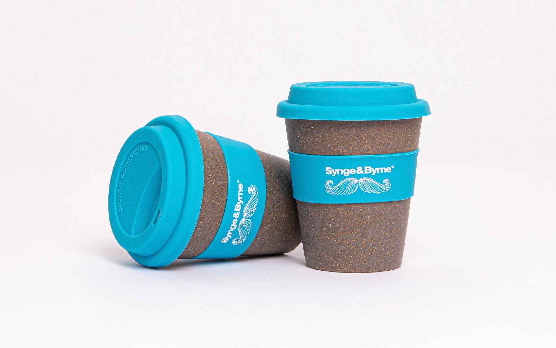 Synge & Byrne cup | Salt & Pepper