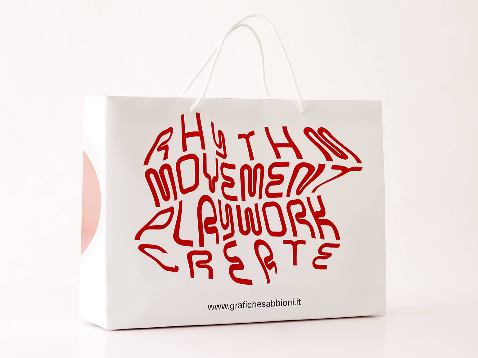 Grafiche Sabbioni shopper | Salt & Pepper